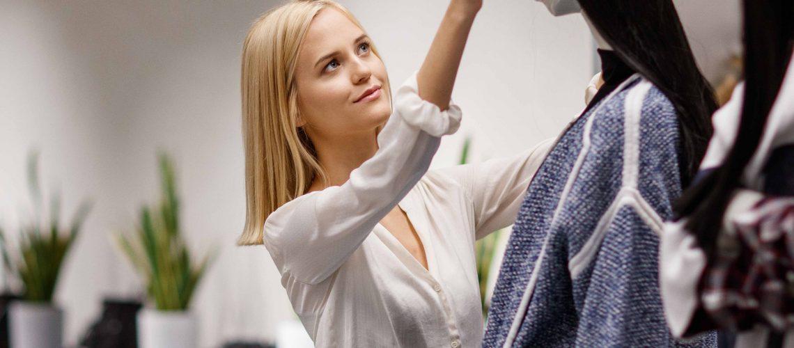 Lönsamhet i klädhandeln