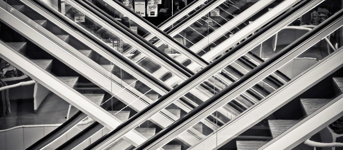 Vilka köpcentrum växer mest?