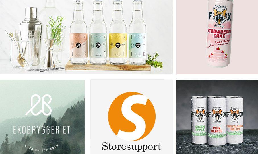 Nordic Soda och Storesupport ingår långsiktigt samarbete