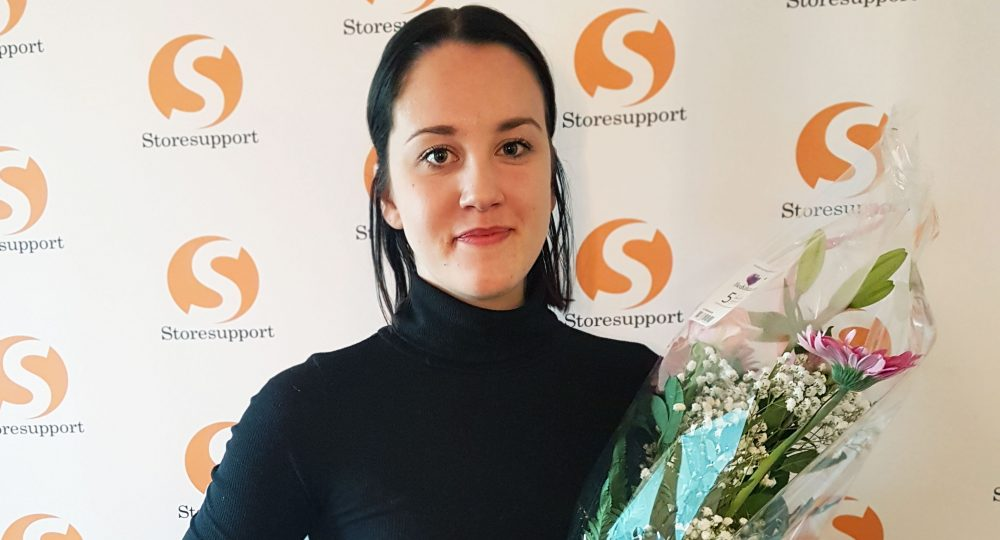 Kvartalets Storesupportare – Jennifer Jäderqvist