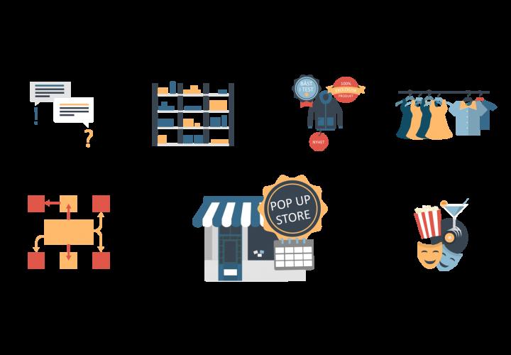 Trendrapport: Koncept och pop up – så bygger varumärken fysiska kundrelationer