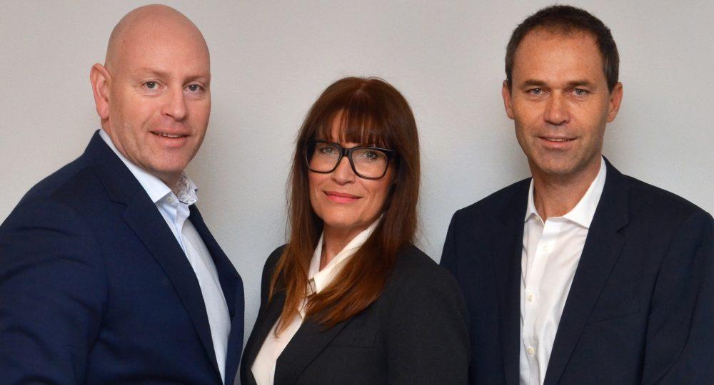 Lisa Schuman blir HR-chef och vice vd, Morgan Holmström affärsområdeschef