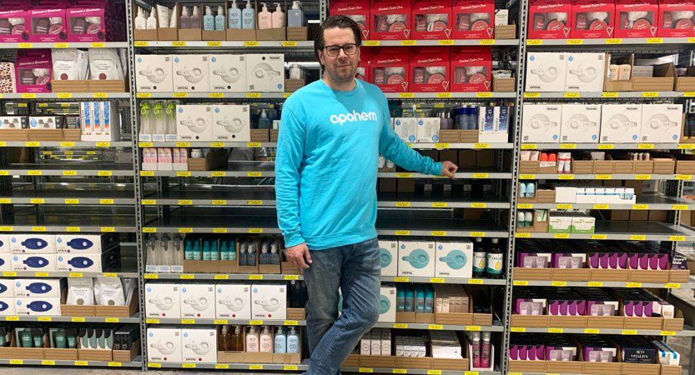 Apohem expanderar – väljer Storesupport för rekrytering och bemanning