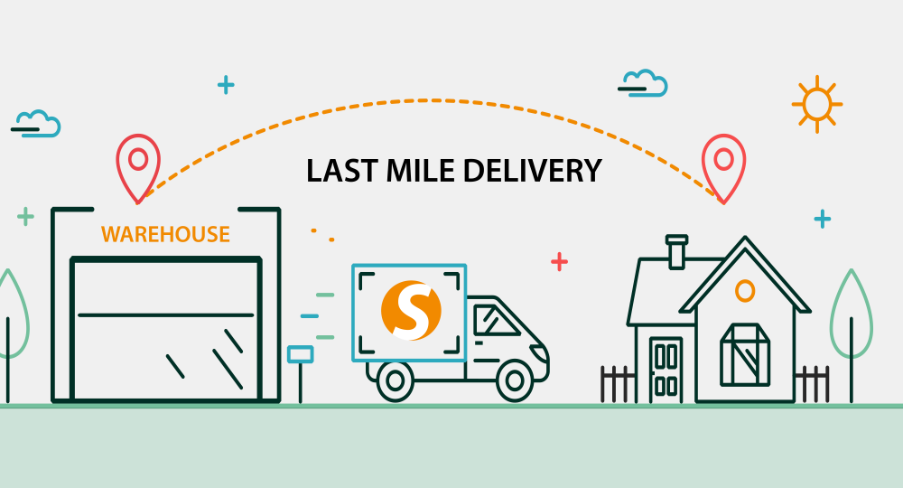 E-handlarens största utmaning – The Last Mile