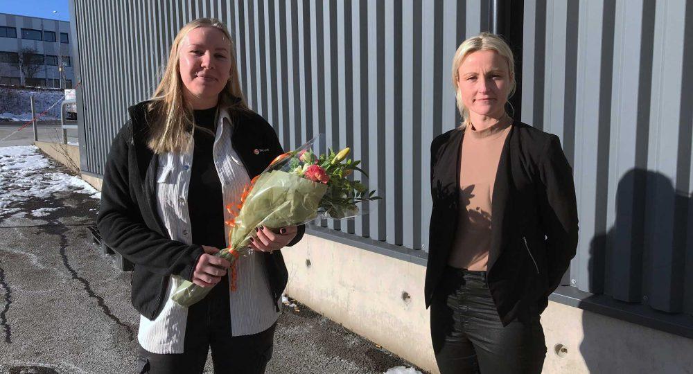 Elin Fernström är Månadens Storesupportare januari!